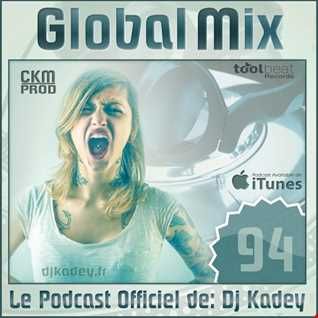 GLOBAL MIX 94 (Funky House Session)