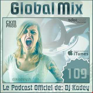GLOBAL MIX 109 (Funky House 2017)
