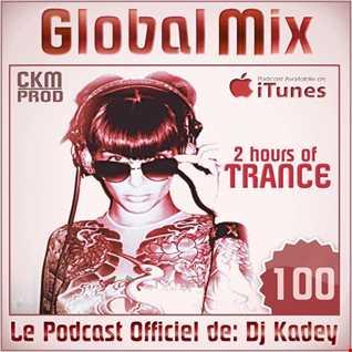GLOBAL MIX 100 (Ibiza trance sound)