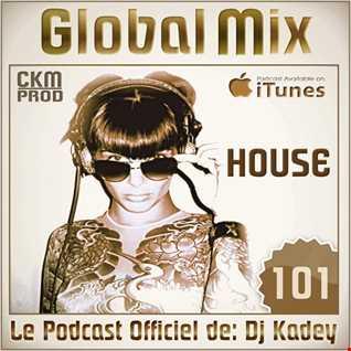 GLOBAL MIX 101 (Vocal House Edit)