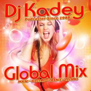 Global Mix 2017-13 (A Night in Ibiza)