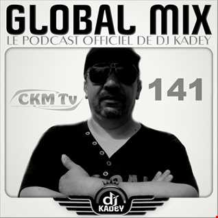 Global Mix 141 (Funky Party from Paris)
