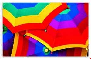 spun jack -  colourful