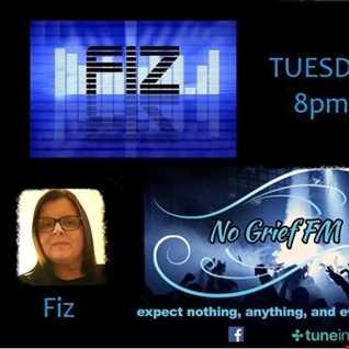 Fiz - No Grief FM Oct 3rd 2017
