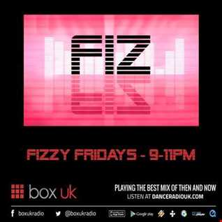 Fizzy Friday On Box UK 22nd April 2016