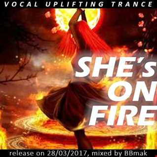 Trance11 She's on Fire