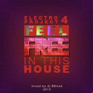 Electro project 4   Feel Free in This HOUSE