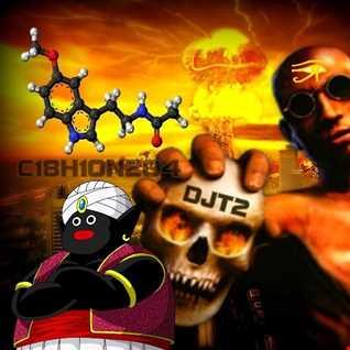 DJT2 C18H10N2O4 Dark matter Gold Melanin Mix 5 01 16