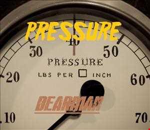Bearman - Pressure (Original Mix)