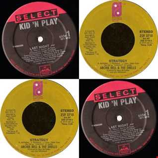 Archie Bell & The Drells - StRaTeGy (LaSt NiTe MiX)
