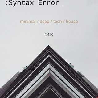 :Syntax Error_