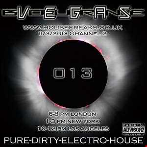 HouseFreaks Radio 013 11 3 2013