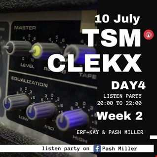 TSM CLEKXN Week 2: Day 4 Mixed By ERF KAY (Side 2)