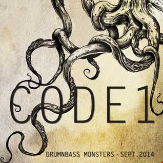 DRUMNBASS MONSTERS - Mix by code1