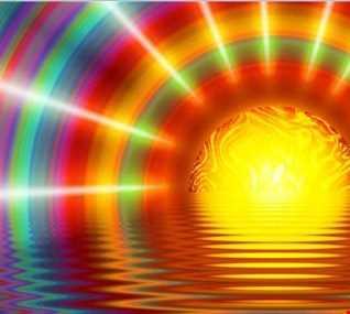 Psychedelic Sunrise 2