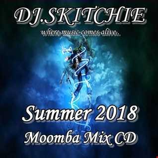 DJ.SKITCHIE - Summer 2018 Moomba Mix
