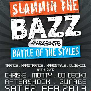 Aftershoxx - Slammin The Bazz @ Hogs Head Omagh