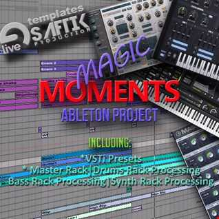 Ableton Template - Magic Moments Download Link in Description