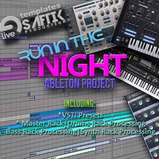 Ableton Template Run In The Night ( Full Licence) | Download Link in Description