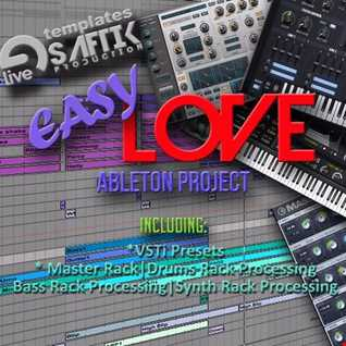 Ableton Template - Easy Love | Download Link in Description