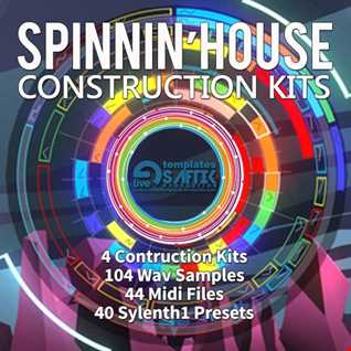 Spinnin'House Construction Kits|Download Link in Description