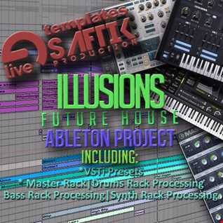 Ableton Template - Illusions - Click BUY to Download the template