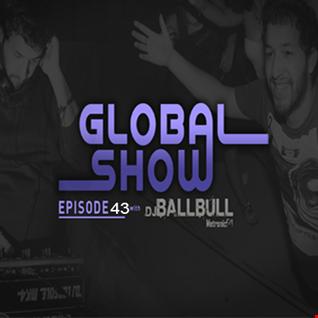DJ Ballbull - GlobalShow 43