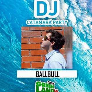 DJ Ballbull apresentação GREENLAND FESTIVAL14 dia 12