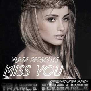 Trance Elegance Session 137   Miss You