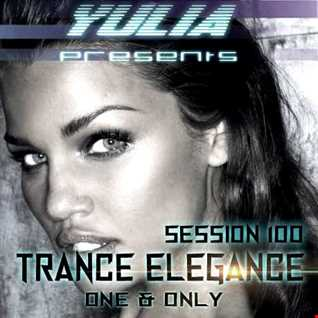 Trance Elegance Session 100   Only & One
