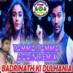 "Badrinath Ki Dulhania | Official ""Tamma Tamma Again Remix"" | (ft.Bappi Lahiri)"