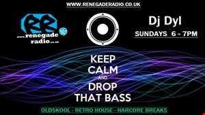 Dj Dyl Live Renegade Radio Hardcore Breaks Fri 5th July 2013