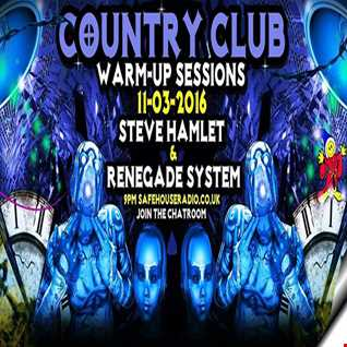 Avin It LARGE with Steve Hamlet Country Club Warm Up 11 2016