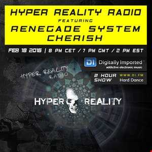 Hyper Reality Records Feat. Renegade System & Cherish