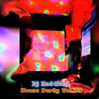 My House Party Vol. 23- Dj Red Roby