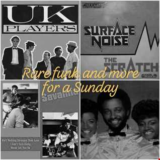 Rare Funk and More on a Sunday