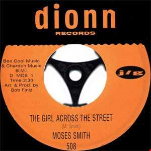 The Girl Across the Street (Northern Soul)