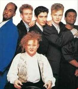 Simply Red On The Dance Floor