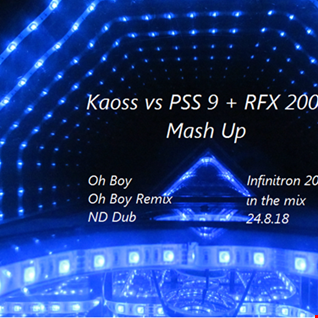 Kaoss vs PSS 9 + RFX 2000 morning mash up