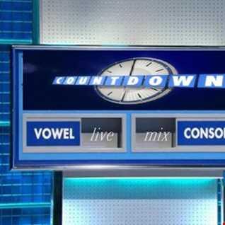 Aaaaand another consonant...Countdown Live!!