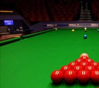 World Championship Snooker Mash Up