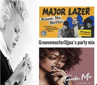 GroovemasterDjjoa`s Party Mix