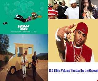 R&B Mix Volume 11 (mixed by Groovemasterdjjoa)