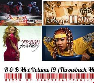 R&B Mix Volume 19 (Mixed by DjJoa)