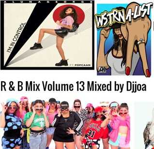 R&B Mix Volume 13 Mixed By DjJoa