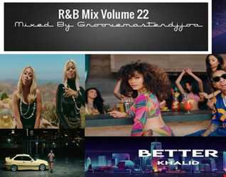 R&B Mix Volume 22