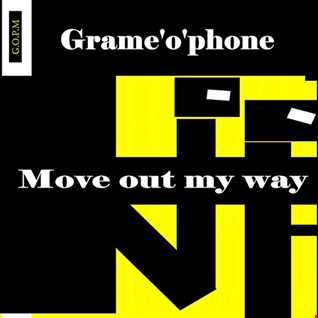 Move out my way - Grame'o'phone hiphop mix preview TBR 1/8/16