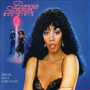 Donna Summer Tribute MiX Dj Hans H (Hopje)