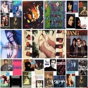 Stars  Of  The  80's Dj Thanos.P  Mixed