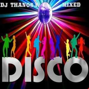 Mini  Disco Mixed  Dj Thanos.P